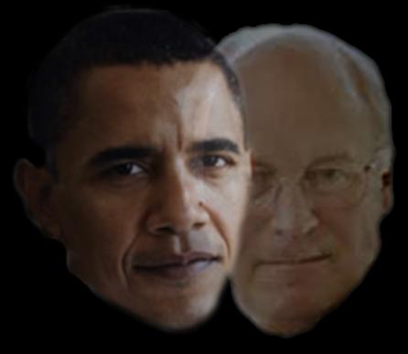 Obama vs cheney