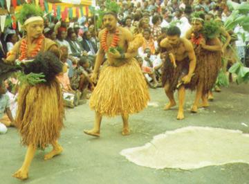 Bakweri chant