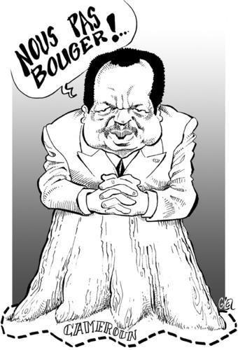 Cartoon by gri gri international