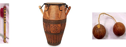 Bakweri Traditional Instruments