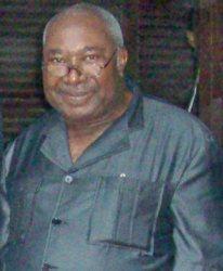 Prof Asonganyi