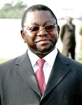 Mins. of Commerce - Luc Magloire Atangana