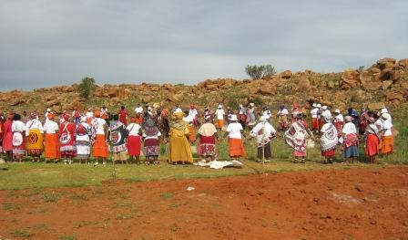 Ritual in SA