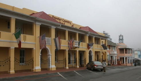 Frontier Country Hotel (c) Maneno