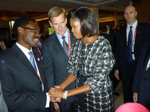 Makuna Tande_Michelle Obama