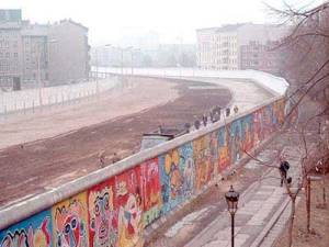 Berlin_Wall_(c) Gustavus Adolphus College_ Folke Bernadotte Memorial Library