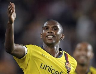 Eto'o Fils - Leader of the revitalized Lions