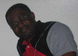 Pastor Eric Mangek Ngum