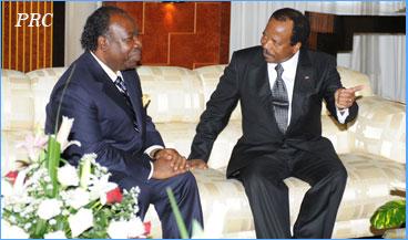 Ali Bongo_Paul Biya2