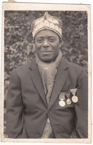 Chief Gervase Mbela Endeley