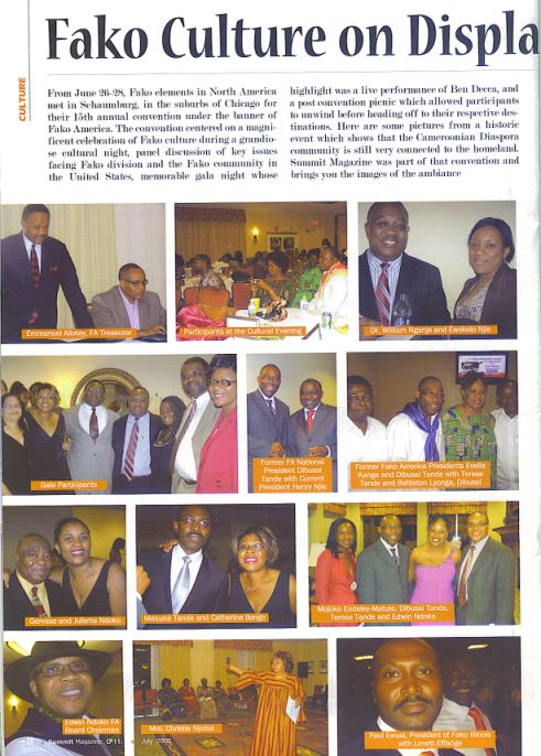 Summit Magazine FA Page