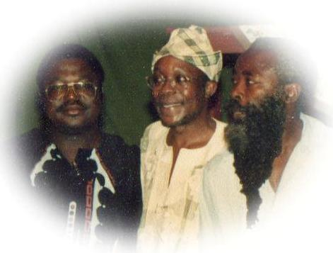 Partying In Heaven_Hansel Eyoh, Bate Besong, Chief M.S. Dipoko