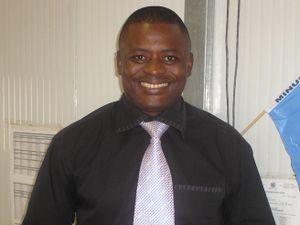 Julius Fondong