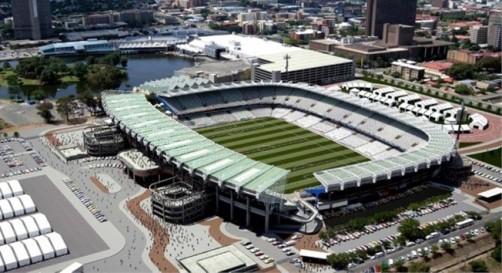 Free State Stadium - Mangaung-Bloemfontein