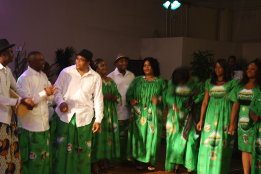 FA Dallas 2010 Cultural Eve~ Dallas Group.II
