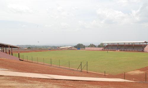 Mbouda stadium