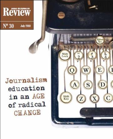 Rhodes Journalism Review