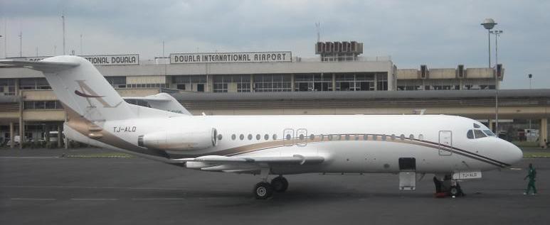 Douala International Airport Building