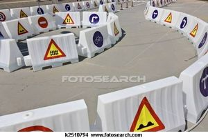Road Test Signs