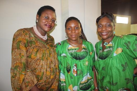 Lenna, Ewokolo & Grace
