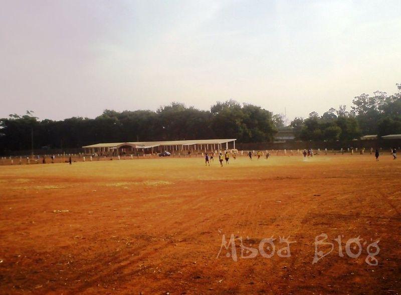 Ngaoundere Municipal Stadium