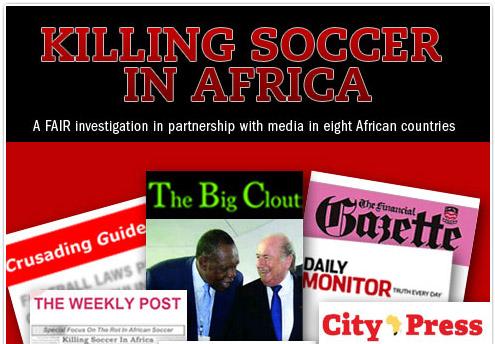 Killing Soccer Africa