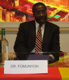 Christopher Fomunyoh