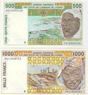 CFA Francs (Benin)