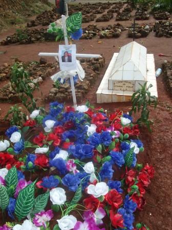 VAN's Grave