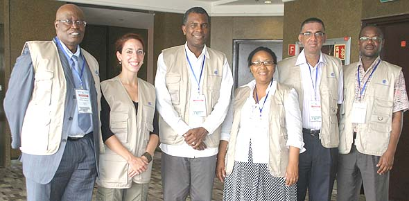 Commonwealth Observer Team for Cameroon Elections