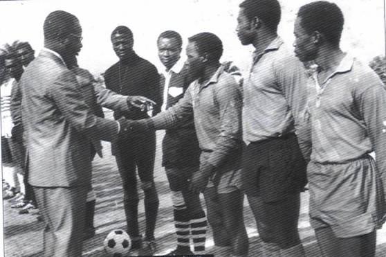Joseph Ewunkem_1968 Cameroon Cup Finals