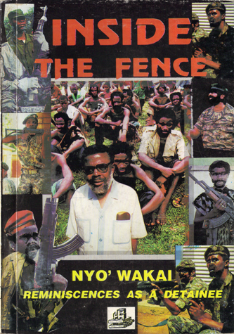 Nyo Wakai Inside the Fence