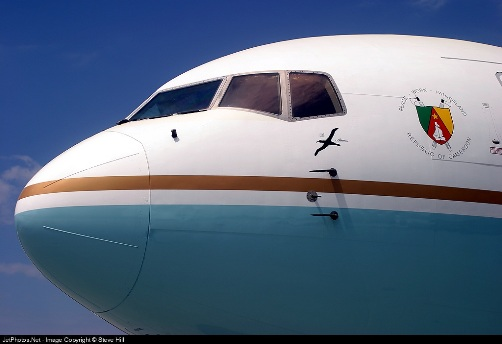 Nose of The Albatros with Name and Country Seal