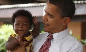 President Obama in Ghana - July 09