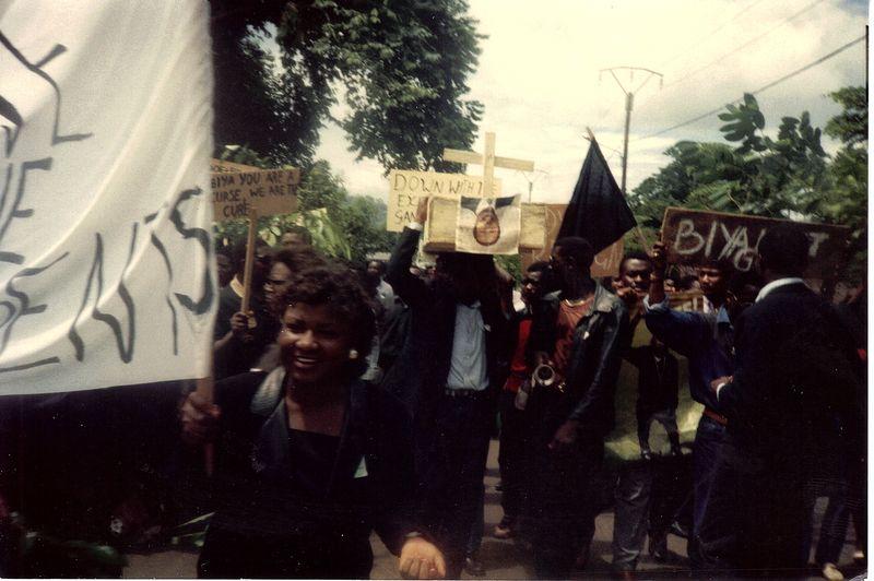 Parlement Limbe May 1991