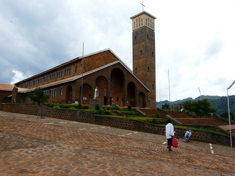Saint Theresa Cathedral, Kumbo