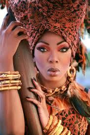Bebe Zahara Benet - Cameroonian, artist and drag queen