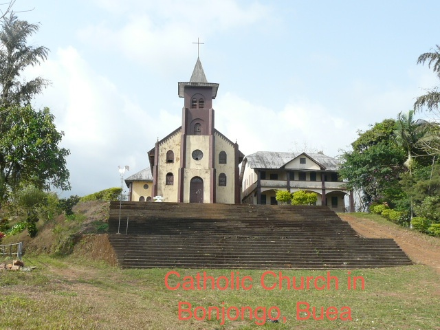 Bonjongo Church 2