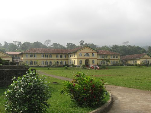 Sasse College, Buea - Cameroon - If these walls could speak