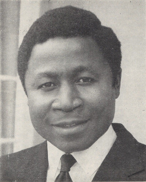 Victor Mukete 1958