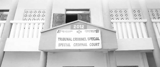 Special Criminal Court, Yaounde-Cameroon