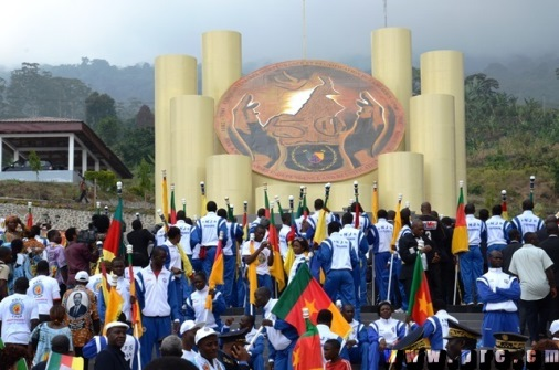 Reunification Monument Buea
