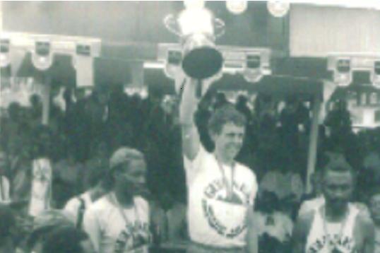 1989 Jack Maitland and Ngou Njombe