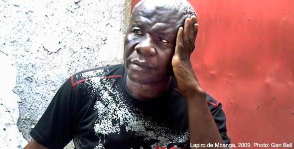 Lapiro de Mbanga 2009