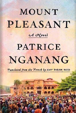 Patrice Nganang_Mount Pleasant