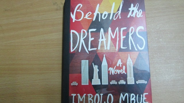 Behold the Dreamers (1)