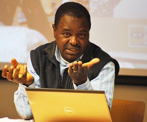 Prof. Francis Nyamnjoh