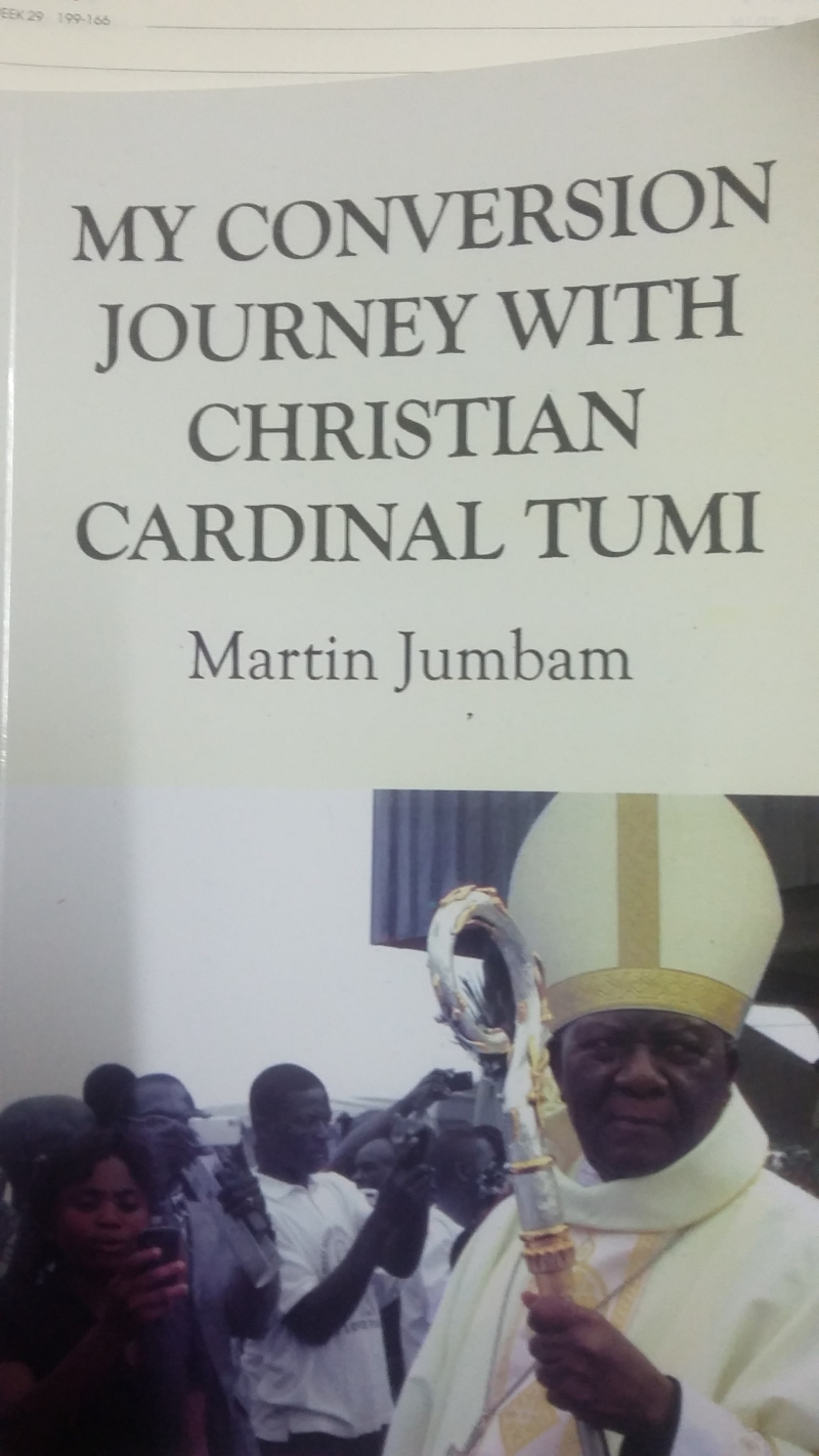 My book on Cardinal Tumi