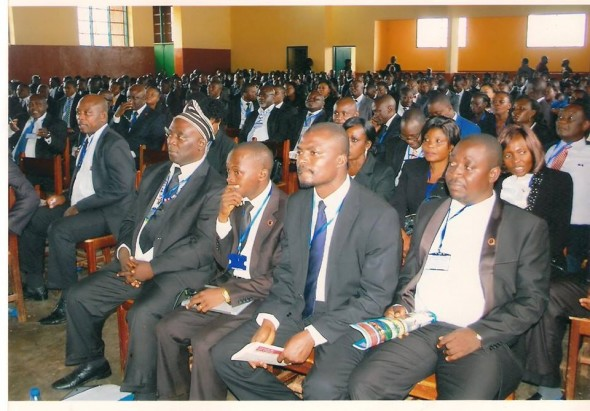 Common Law Lawyers Conference  Bamenda  May 9  2015