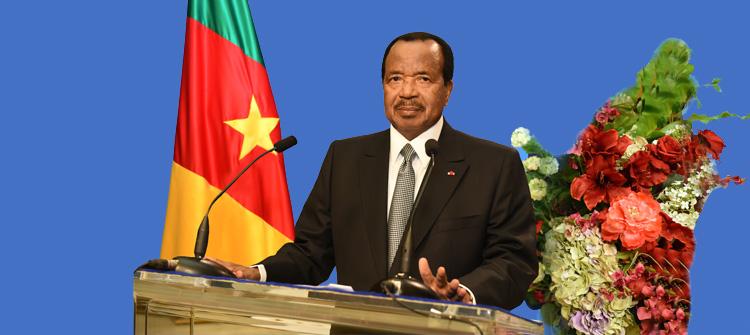 President Paul Biya Year End Speech 2014